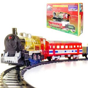 قطار اسباب بازی کلاسیک سه تکه مدل WESTERN EXPRESS TRAIN SET