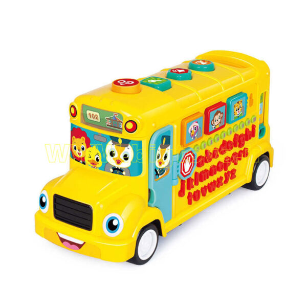 اتوبوس آموزشی کودکان هولا تویز HOLA