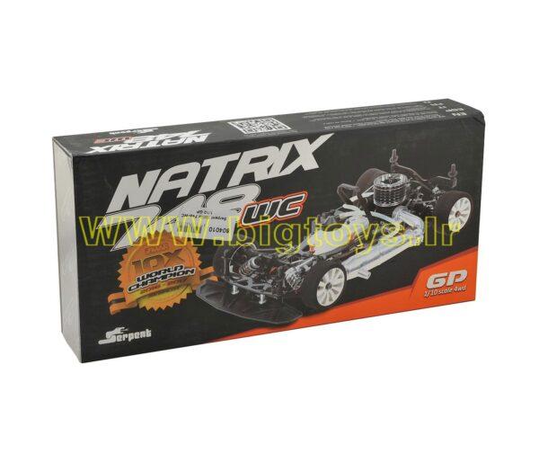 کیت ماشین سوختی NATRIX Serpent GP 1/10