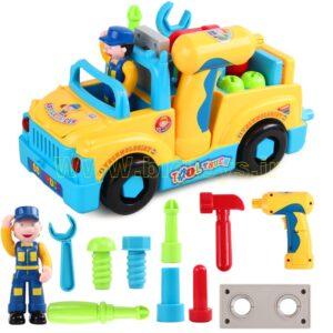 اسباب بازی ماشین ابزار هولا تویز مدل 789 HOLA