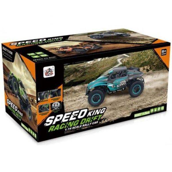 ماشین کنترلی سرعتی آفرود SPEED KING RACING DRIFT 1/14