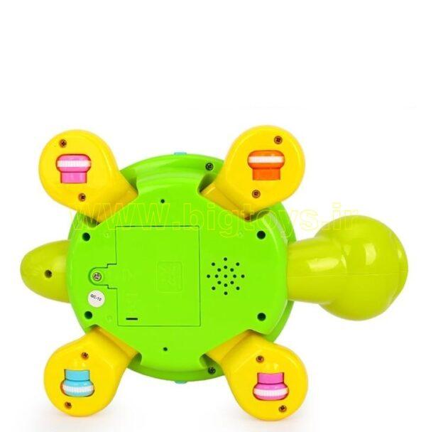 اسباب بازی آموزشی لاک پشت هولی تویز مدل 596 HOLA