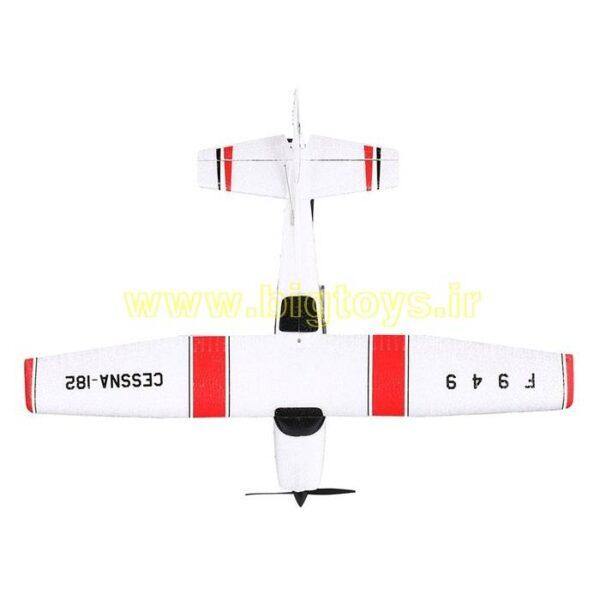 هواپیما کنترلی سسنا 180 CESSNA 180 TRAINER