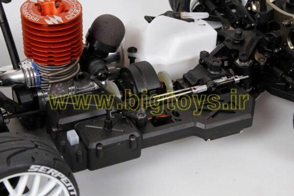 ماشین کنترلی آنرود سوختی نیترو سرپنت کبری جی تی Serpent Cobra GT RTR 1/8