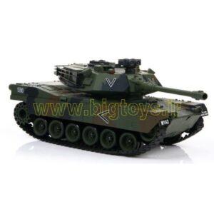 تانک کنترلی حرفه ای فلزی T90 مقیاس 1:20 TANK HOUSEHOLD YH4101B