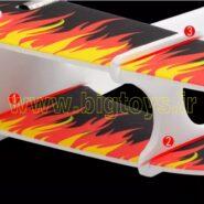 هواپیمای دست پرتاب(گلایدر دستی) Electric Handy Glider