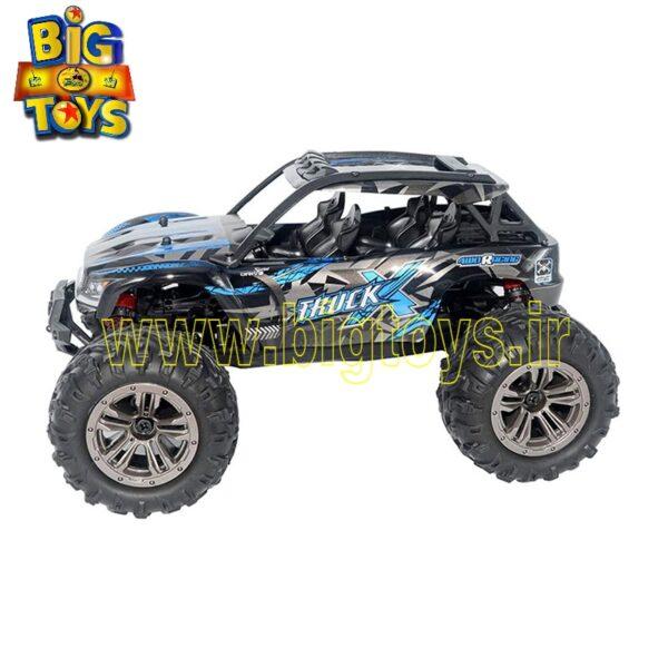 ماشین کنترلی آفرود صخره نورد XINLEHONG Toys 9137 2.4G 1:16 4WD