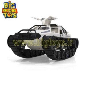 تانک کنترلی حرفه ای فلزی OFFROAD CAR SG2061