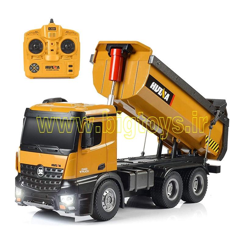 کامیون کمپرسی کنترلی HUINa 1573