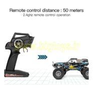 ماشین کنترلی آفرود بزرگ دبلیو ال تویز مدل OFFROAD RC CAR WLTOYS 104310