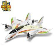 هواپیما کنترلی عمود پرواز WLTOYS X450